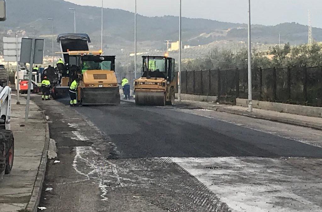 9,6 millones de euros de inversión de la Diputación para las obras del último cuatrimestre de 2020