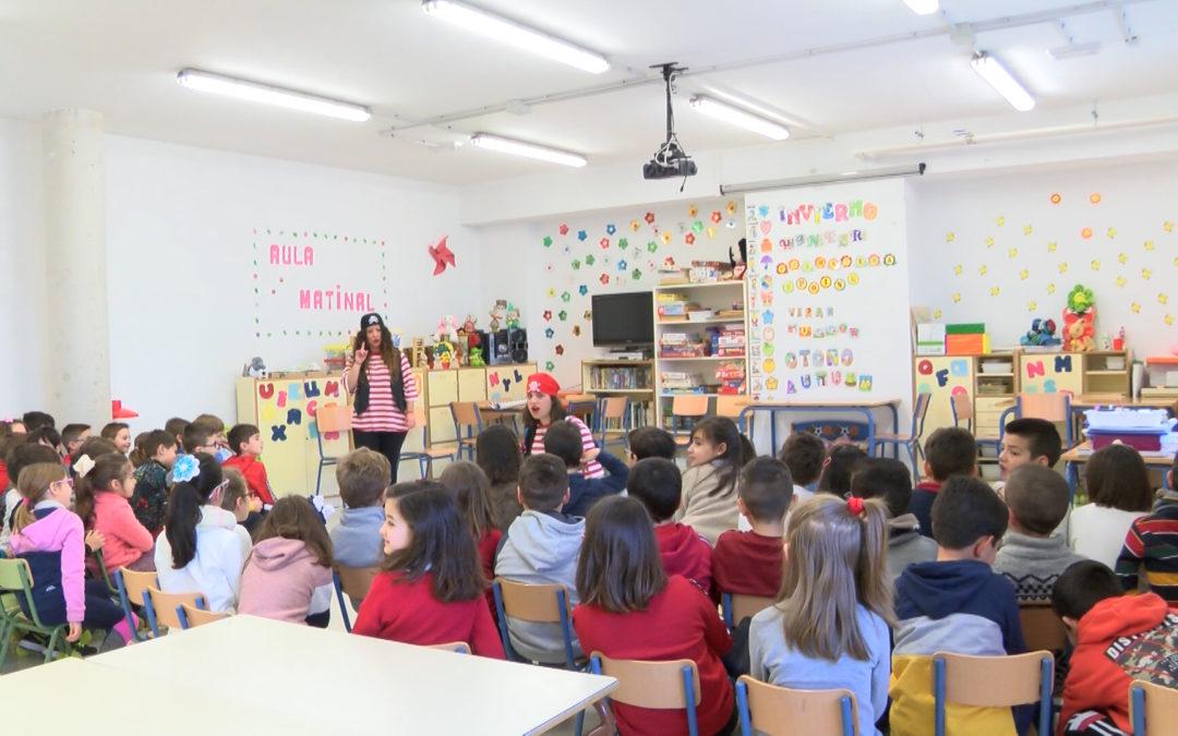 Alumnado del Colegio Príncipe Felipe trabajan sobre coeducación a través del juego