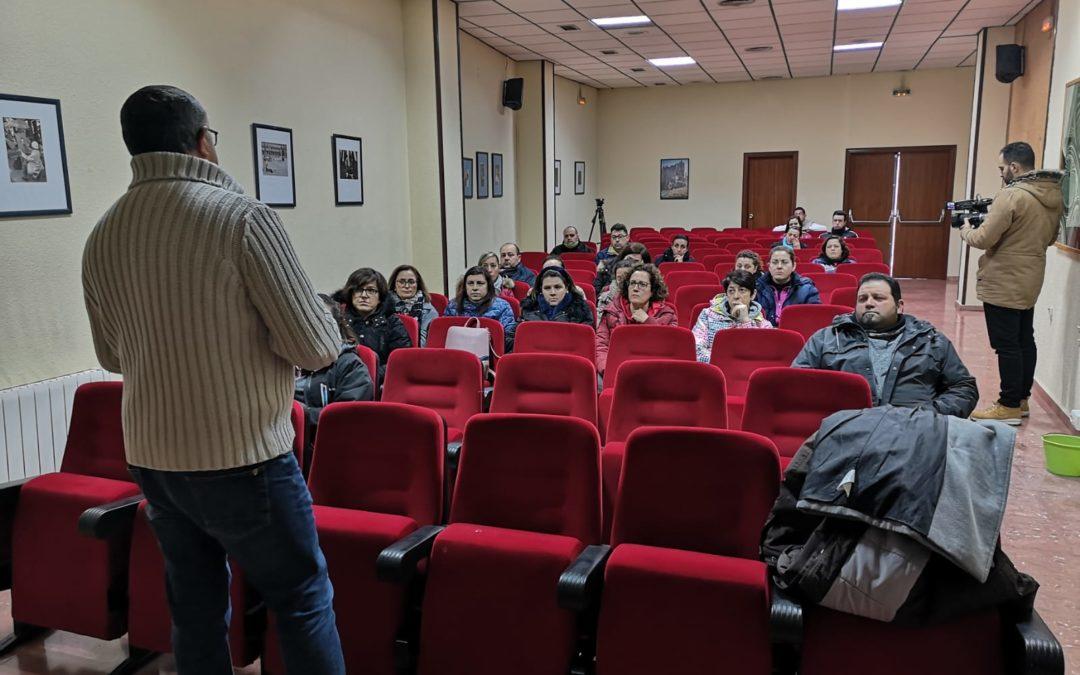 Jornada informativa para familias sobre los talleres extraercolares de Torredelcampo