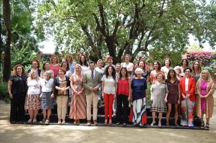 55 organizaciones se presentan a las elecciones para la renovación del Consejo Andaluz de Participación de las Mujeres (CAPM)