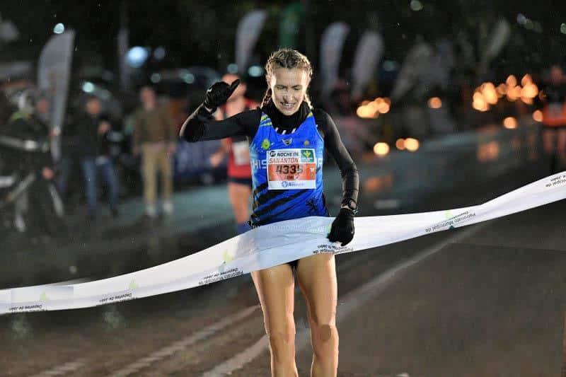 Gran papel del atletismo marteño en la Carrera Popular de San Antón
