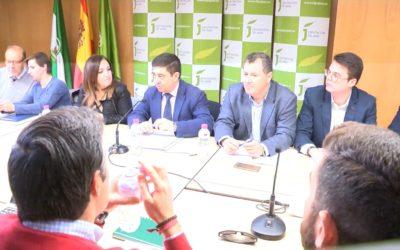 El Consejo Provincial del Aceite de Oliva se reúne por primera vez en 2020