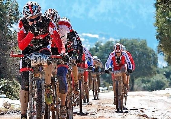La bicicleta de montaña recobra protagonismo en Linares con su primera maratón