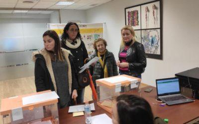 """""""Flor de Espliego"""", en el Consejo Andaluz de Participación de las Mujeres"""