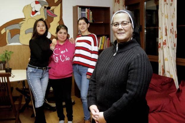 Premio a la monja tosiriana que ha ayudad a 56 madres sin recursos a dar a luz