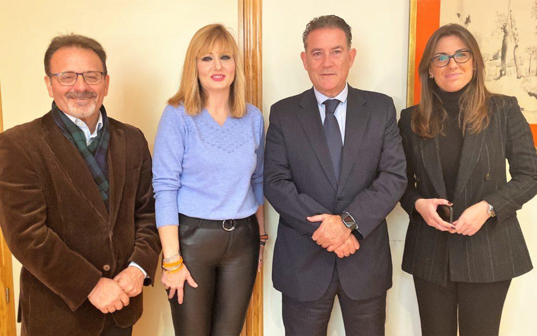 Sinergia naranja para atraer oportunidades para Jaén y Linares