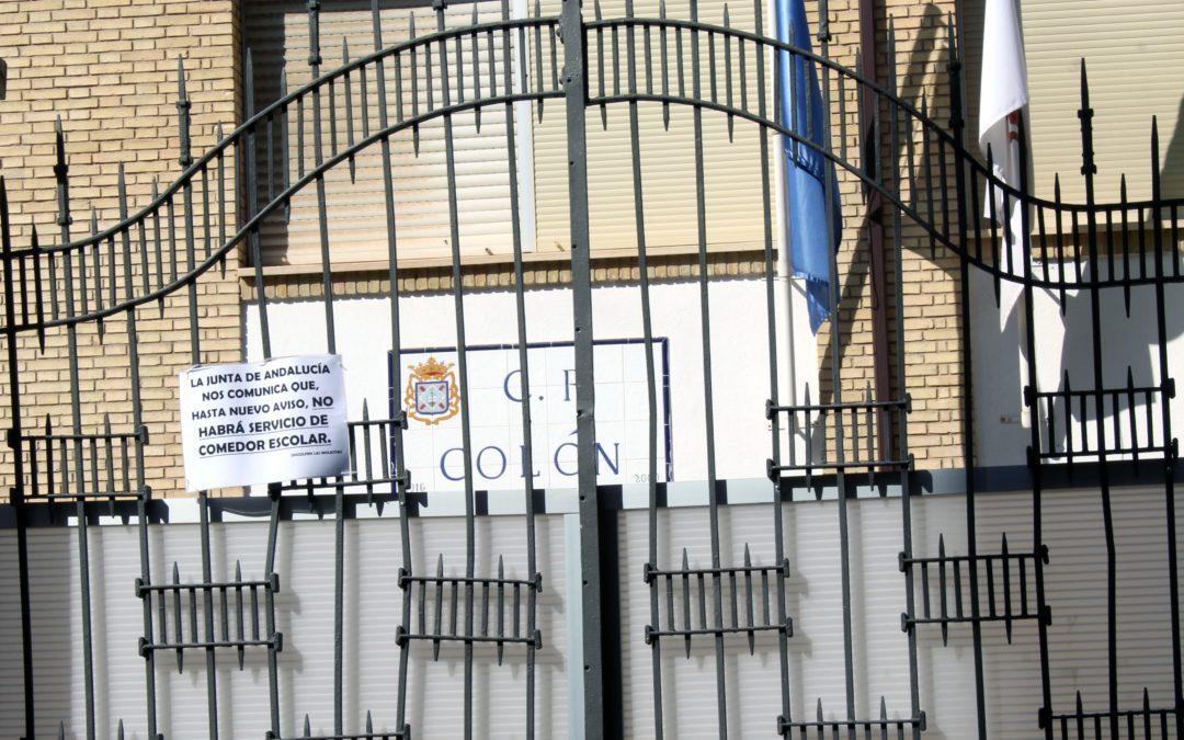 Los comedores de los cuatro colegios de Linares se restablecerán el 3 de febrero