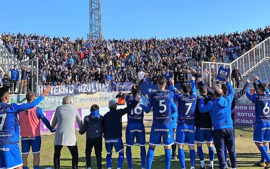 El CD Marino canario será el rival del Linares Deportivo en la final por el ascenso que se jugará el 2 de agosto
