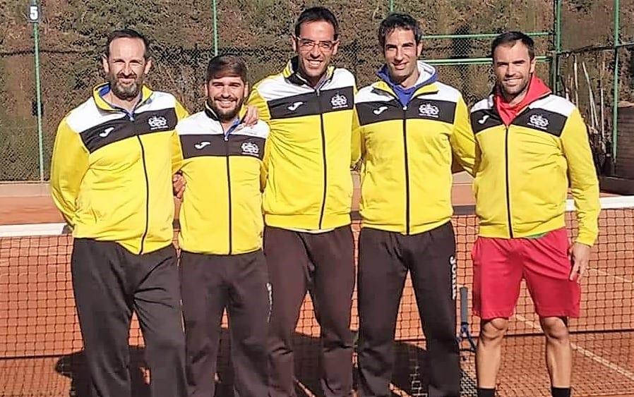 El Club de Tenis Linares, ante un nuevo reto en el Campeonato de España Máster