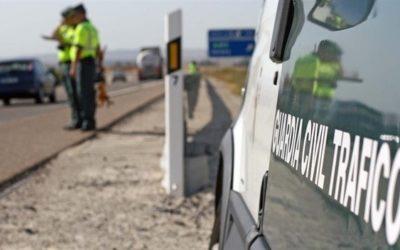 Cuatro heridos en accidente de tráfico en Martos