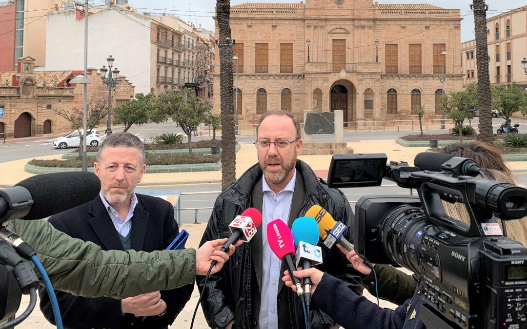 """Ciudadanos destaca la """"intensa implicación"""" de la Junta con Linares"""
