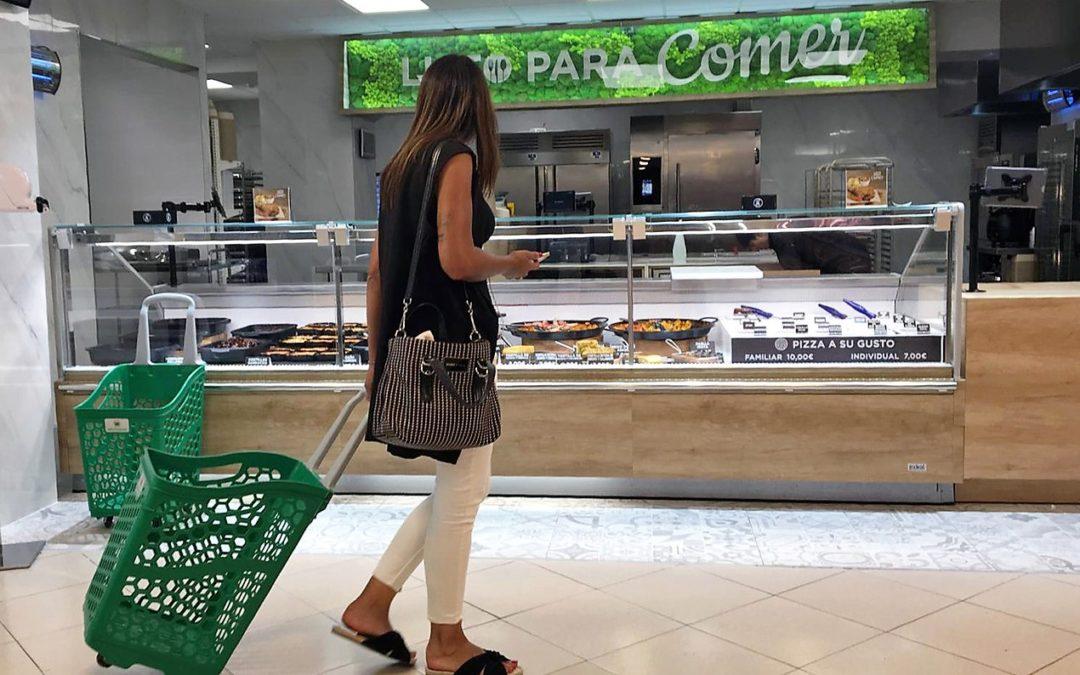 Mercadona comienza las obras de su primer 'Listo para comer' en Linares