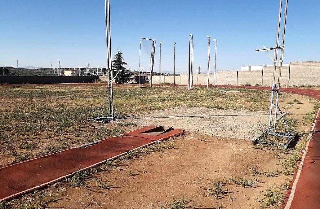 La pista de la discordia: los atletas expresan su disconformidad con el proyecto municipal
