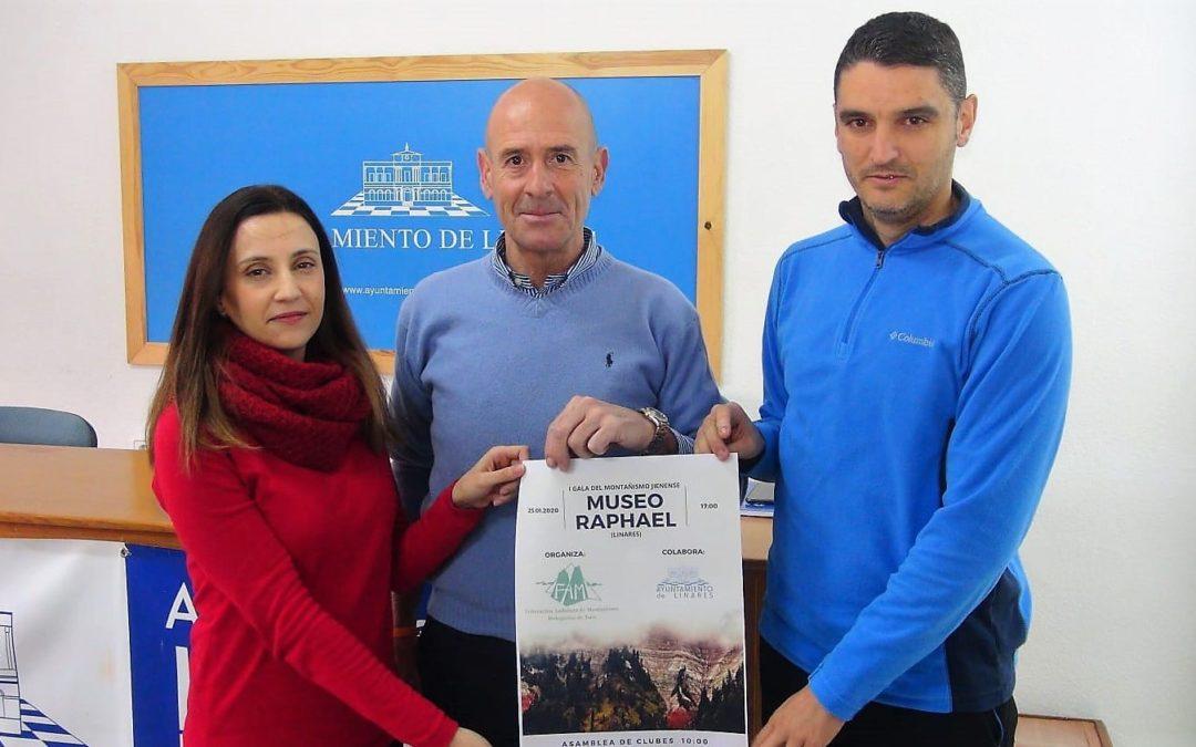 Los deportes de montaña alcanzan nuevas cumbres en Linares