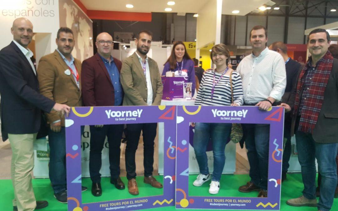 Yoorney, la empresa de visitas guiadas por todo el mundo con raíces tosirianas