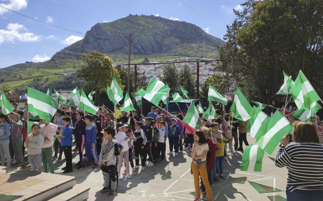 El CEIP San Amador celebra el Día de Andalucía