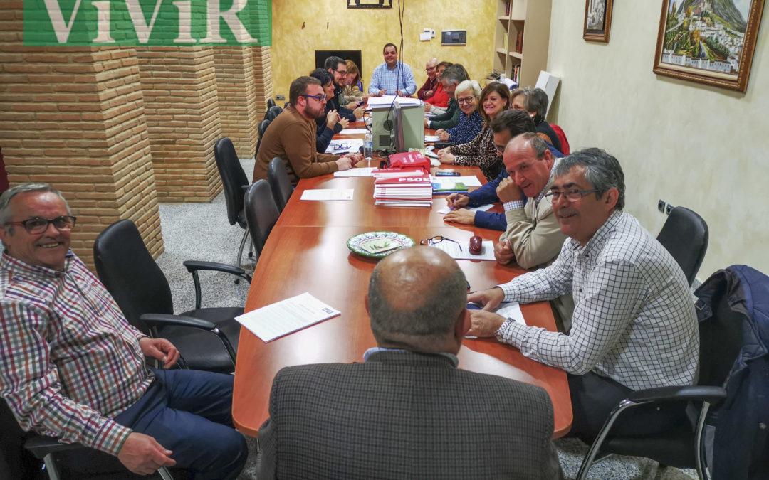 El PSOE de Martos aplaude las medidas del Gobierno para proteger el aceite