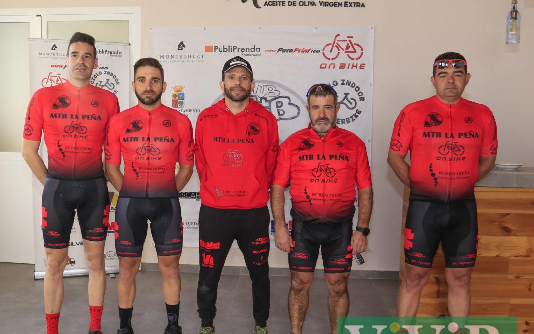 Presencia marteña en la Andalucía Bike Race 2020