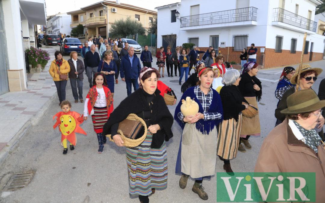 Jornada de Carnaval en Ventas del Carrizal