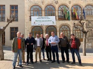 Llamamiento para secundar la concentración en defensa del olivar