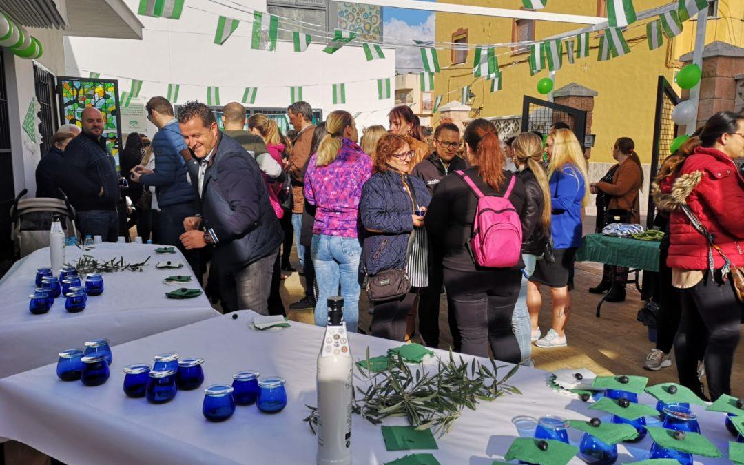 Día de Andalucía en la Escuela Infantil La Bañizuela con el AOVE como protagonista
