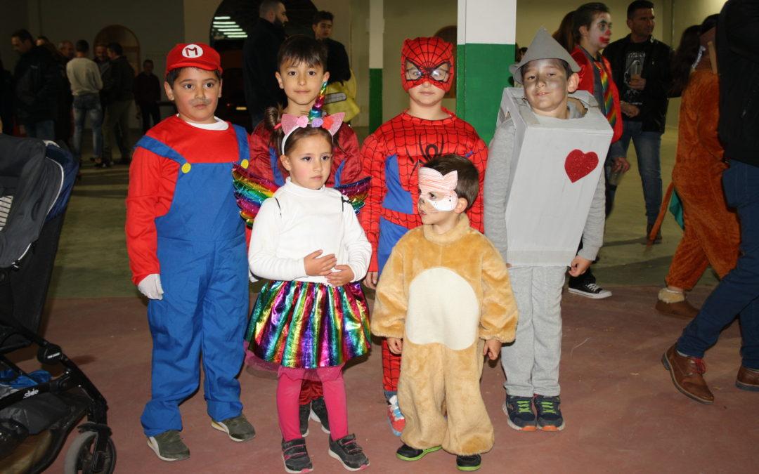 La Quintería vive el Carnaval