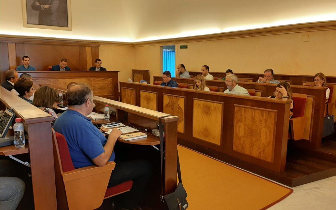 Aprobado en pleno el proyecto de presupuestos municipales de Andújar para el 2020