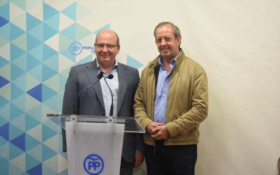 El PP presenta en Andújar las medidas de apoyo al campo que propondrá en el Senado