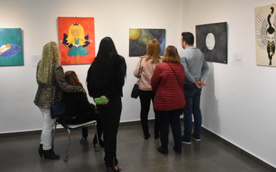 """ADIMA expone """"Mundo místico"""" en el Museo de Arte Contemporáneo Mayte Spínola"""