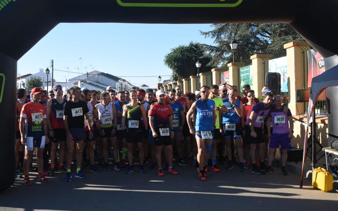 Éxito de participación y organización de la quinta edición de la Carrera pedestre Sierra de Marmolejo