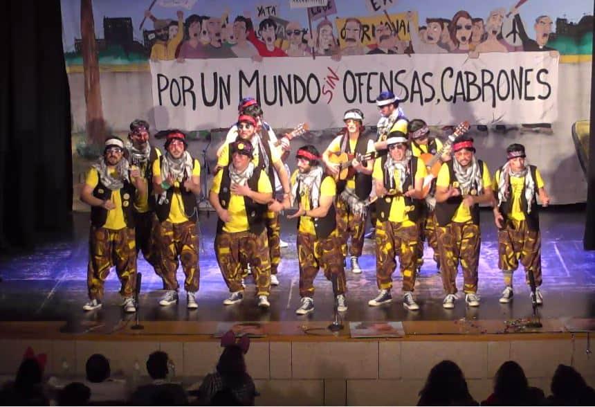 El fin de semana grande del Carnaval de Torredonjimeno