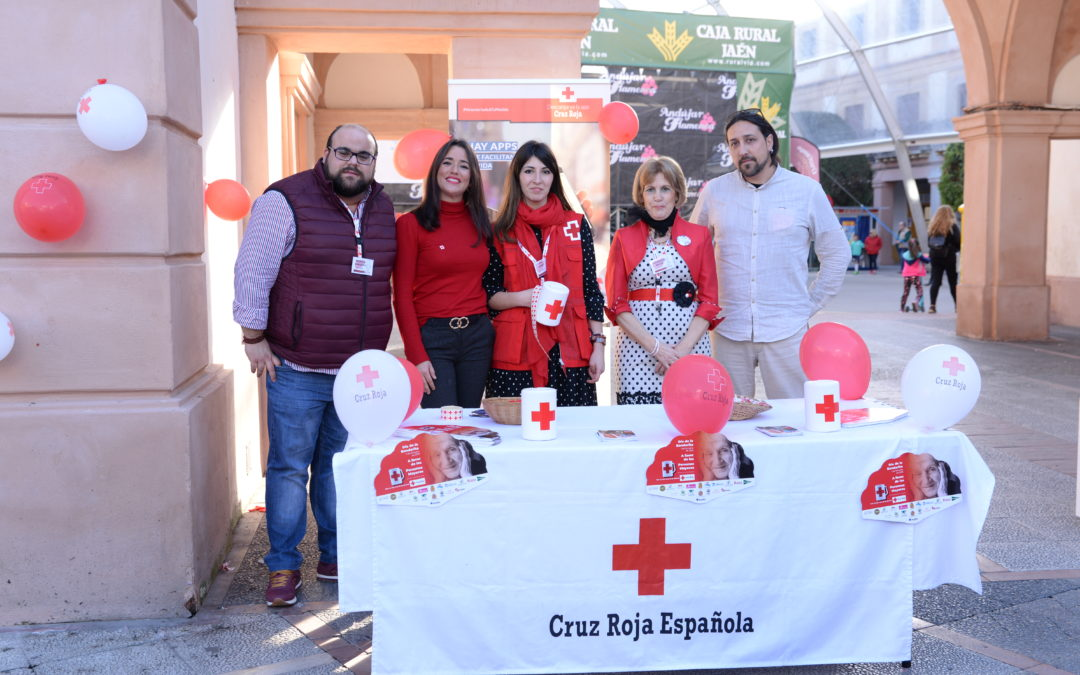 Cruz Roja recauda 1.504€ con la aportación de las invitaciones gratuitas de Andújar Flamenca