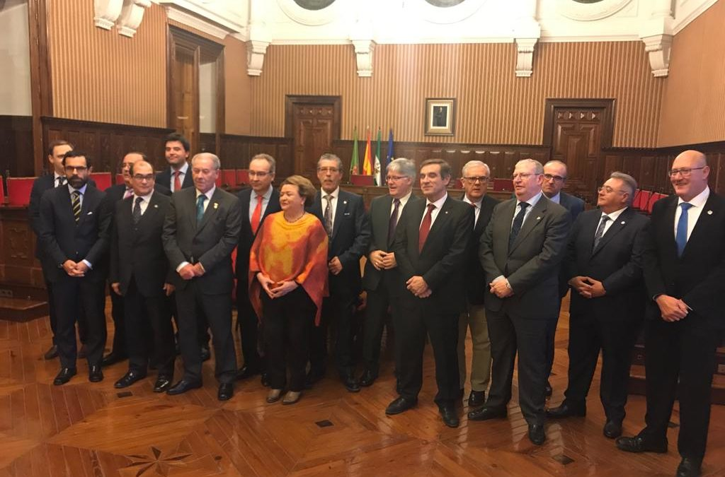 Jaén celebra por primera vez el Encuentro de Agrupaciones y Consejos de Hermandades y Cofradías de Andalucía