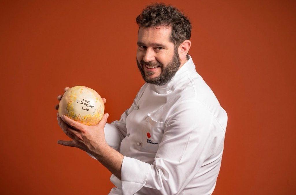 """Alcaudete brilla con un """"Sol"""" en la gastronomía española"""