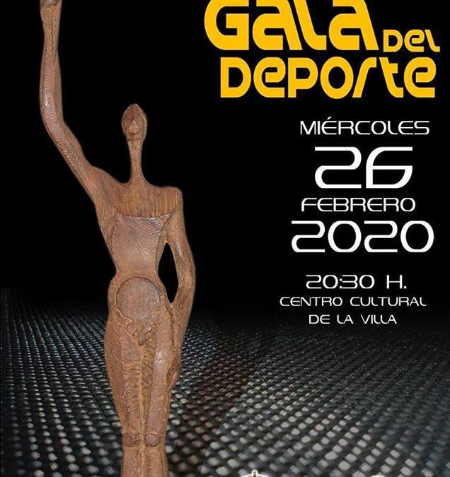 Nueva edición de la entrega de premios en la Gala del Deporte torrecampeño