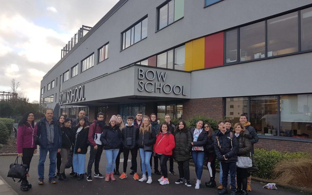 Alumnos y profesores del IES Nuestra Señora de la Cabeza participan en un encuentro Erasmus en Londres