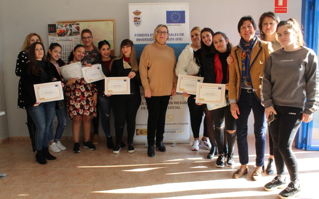 Comienza un nuevo curso de acompañamiento sociolaboral en el polígono Puerta de Madrid