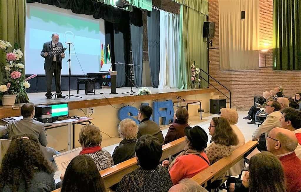 Encuentro intergeneracional para conmemorar 40 años de autonomía