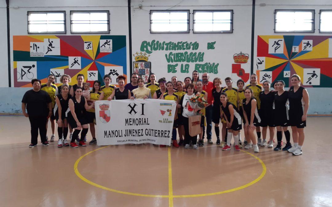 Villanueva recuerda un año más a Manoli Jiménez