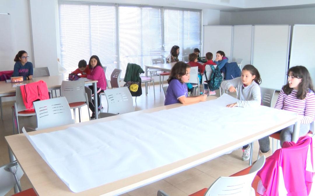 Primeros días de talleres en Torredelcampo con novedades y éxito de participación