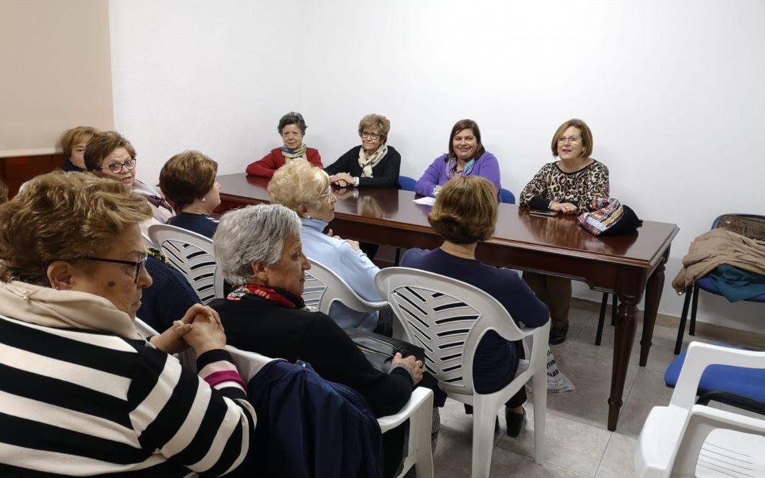 La Asociación de Amas de Casa realiza una charla sobre derechos del consumidor