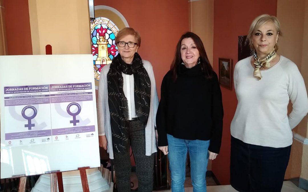 Torredonjimeno será referente provincial en formación para la intervención en violencia de género