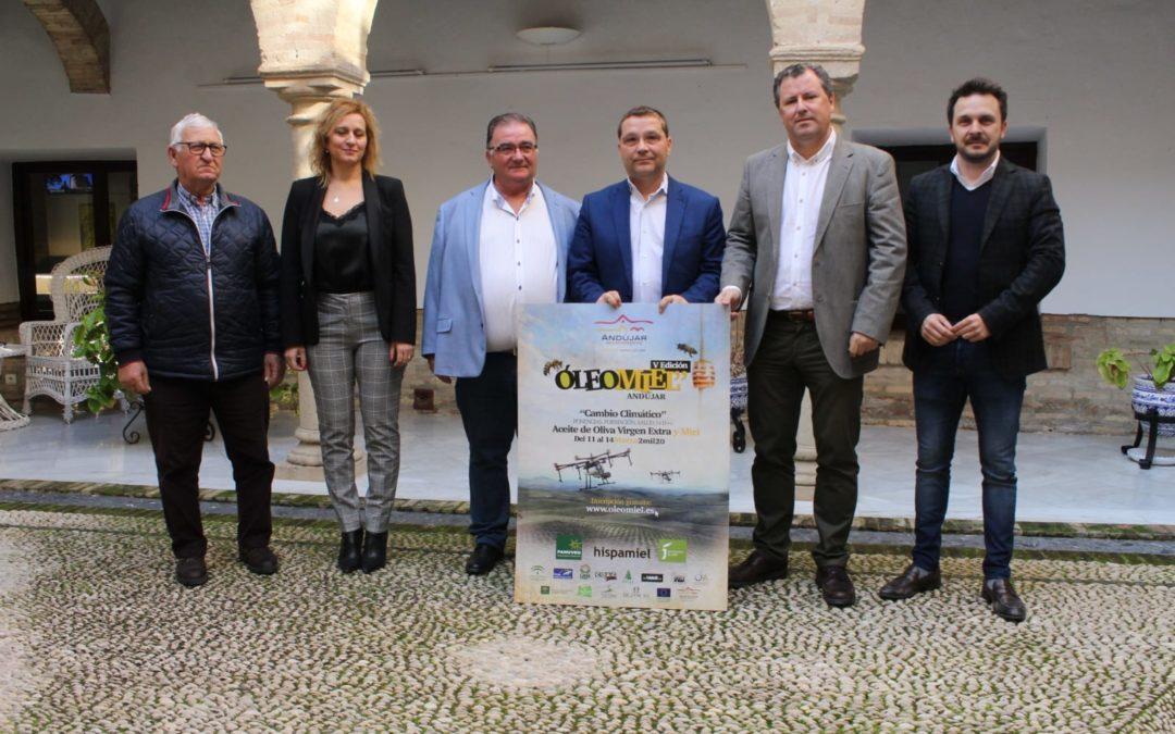 El cambio climático centrará las jornadas formativas de la V edición de Óleomiel Andújar