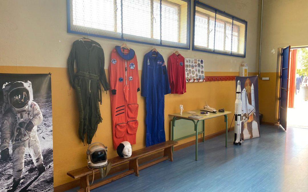 Alumnos de Primaria de SAFA Andújar conocen los secretos de la astronomía
