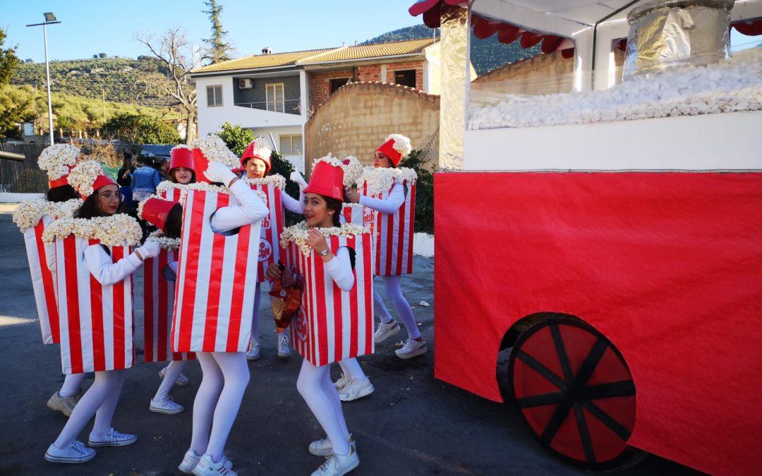 Jamilena se despide del Carnaval 2020