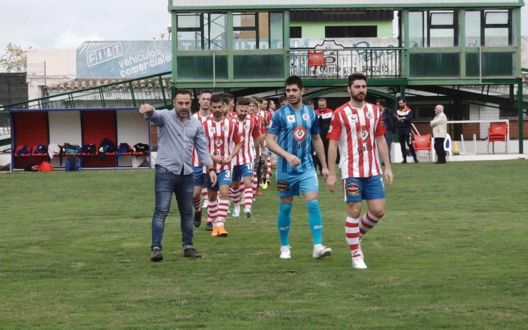 El Atlético Porcuna destituye a su entrenador a cuatro días de enfrentarse con el Ciudad de Torredonjimeno