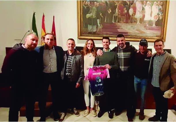 Andalucía Bike Race subirá al pico de Jabalcuz el 25 de febrero