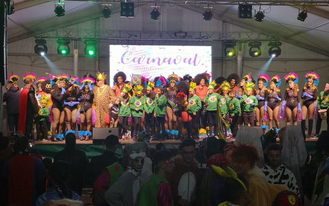 GALERÍA // Carnaval de Torredelcampo 2020 en imágenes