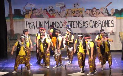 Multitud de agrupaciones en el Concurso de Carnaval de Torredonjimeno 2020