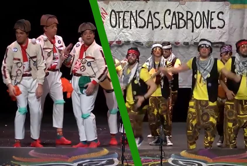 Este viernes comienza un carnaval que retransmitirá Campiña Digital y en el que solo habrá un grupo tosiriano